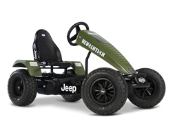 Веломобиль Berg Jeep Revolution BFR-3