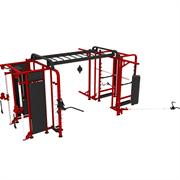 Силовой мульти функциональный комплекс Johns LC9000