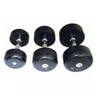 Гантельный ряд DB-181 от 52,5 до 60 кг