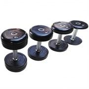 Гантельный ряд DB068 от 2,5 до 25 кг