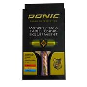 Ракетка для настольного тенниса Donic Testra AR with Twingo Plus rubbers