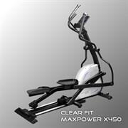 Эллиптический тренажер Clear Fit MaxPower X 450