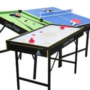 Игровой стол DFC Smile 3 в 1