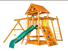 Игровая площадка Playgarden High Peak Superior II рукоходом