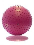 Гимнастический мяч с массажным эффектом 55 см Original Fit.Tools FT-MBR55