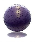 Гимнастический мяч с массажным эффектом 55 см Original Fit.Tools FT-MBR75