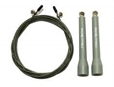 Скакалка Original Fit.Tools скоростная профессиональная с регулируемыми ручками FT-JR-17