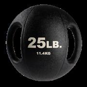Тренировочный мяч Body-Solid с хватами 11,3 кг (25lb)