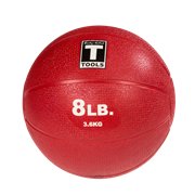 Тренировочный мяч Body-Solid 3,6 кг (8lb) BSTMB8