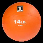 Тренировочный мяч Body-Solid 6,4 кг (14lb)