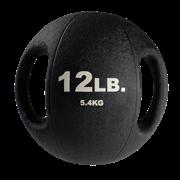 Тренировочный мяч Body-Solid с хватами 5,4 кг (12lb)