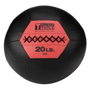 Тренировочный мяч Body-Solid мягкий Wall Ball 9,1 кг (20lb)