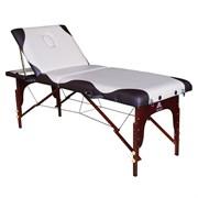 Массажный стол DFC NIRVANA Relax Pro бежево-коричневый