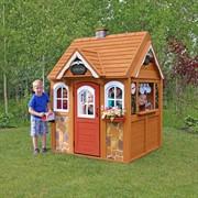 """Детский игровой """"Цветочный домик люкс"""" Solowave Design"""