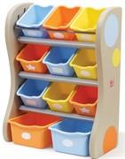 Центр хранения игрушек Step-2
