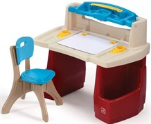"""Детская парта """"Столик для занятий"""" Step-2"""