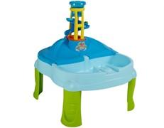 """Детский столик для игр с песком и водой """"Водопад"""" Step-2"""