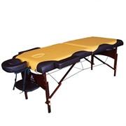 Массажный стол DFC NIRVANA Relax горчично-коричневый