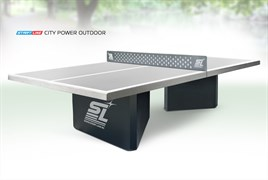 Антивандальный теннисный стол Start Line City Power Outdoor