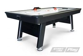 Игровой стол аэрохоккей Start Line Pro Ice