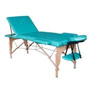Складной массажный стол DFC NIRVANA Relax Pro Green