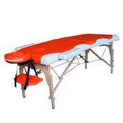 Массажный стол складной DFC NIRVANA Relax Orange Crem
