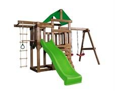 Детская игровая площадка Babygarden Play 6 светло-зеленая