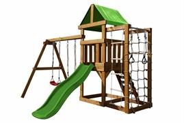 Детская игровая площадка Babygarden Play 9 светло-зеленая