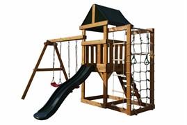 Детская игровая площадка Babygarden Play 9 темно-зеленая