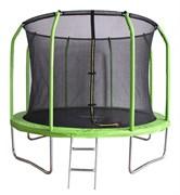 Батут с сеткой Bondy Sport 12ft (366 см) зеленый