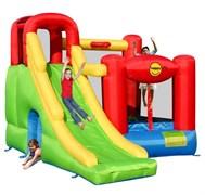 Надувной батут Happy Hop Игровой центр 6 в 1 9060