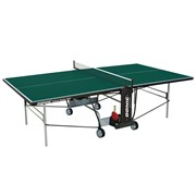Теннисный стол Donic Indoor Roller 800 зеленый
