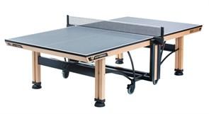 Теннисный стол профессиональный Cornilleau COMPETITION 850 WOOD ITTF серый