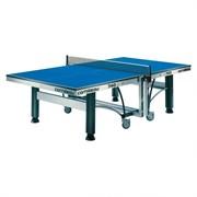 Теннисный стол профессиональный Cornilleau COMPETITION 740 ITTF синий