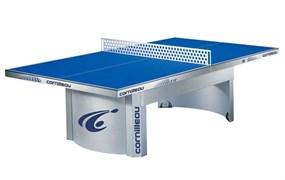 Теннисный стол антивандальный Cornilleau PRO 510 OUTDOOR всепогодный синий
