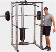 Силовая рама для приседов Body-Solid GPR-78/PR-78